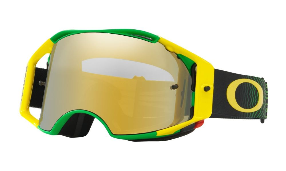AIRBRAKE-MX--SHOCKWAVE-GREEN/YELLOW--24K-IRIDIUM